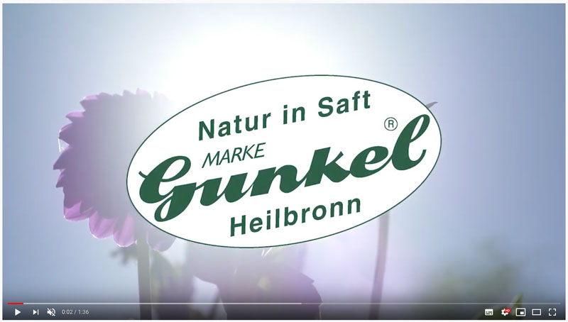 Gunkel GmbH: Genusspartner BUGA 2019 in Heilbronn!